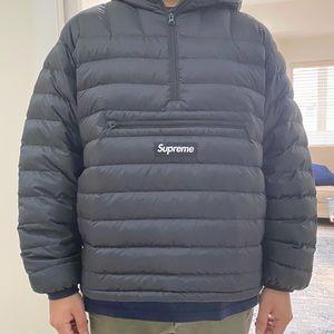 Brand New Supreme Pullover Jacket
